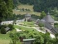 Hohenwerfen gardens.JPG