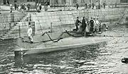in 1904  japanese submarine