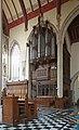 Holy Trinity, Prince Consort Road - Organ - geograph.org.uk - 1885365.jpg
