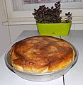 Homemade pie (burek) with spinach and cheese 01.jpg