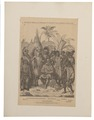 Homo sapiens - indiaan, Noord-Amerika - 1700-1880 - Print - Iconographia Zoologica - Special Collections University of Amsterdam - UBA01 IZ19500159.tif