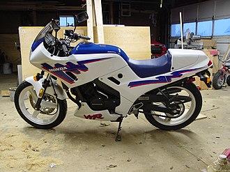 Honda VTR250 - 1990 Honda VTR250