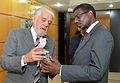 Honras militares e reunião com o Ministro da Defesa de Cabo Verde, Rui Semedo. (16720378888).jpg