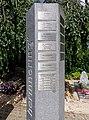 Hoogland Zuilen In herinnering Canadese soldaten.jpg