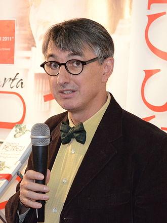 Horia-Roman Patapievici - Horia-Roman Patapievici, at Gaudeamus Book Fair 2011