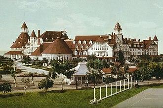 Reid & Reid - Hotel del Coronado in San Diego, California