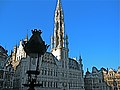 Hotel de Ville (Town hall) Brussels, Belgium - panoramio.jpg