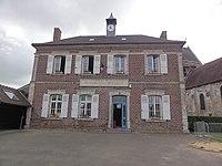 Houdancourt (Oise) Mairie-école.JPG