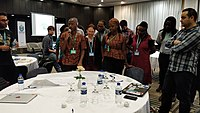 How can affiliates work better together, part 2, WikiIndaba 2018 05.jpg