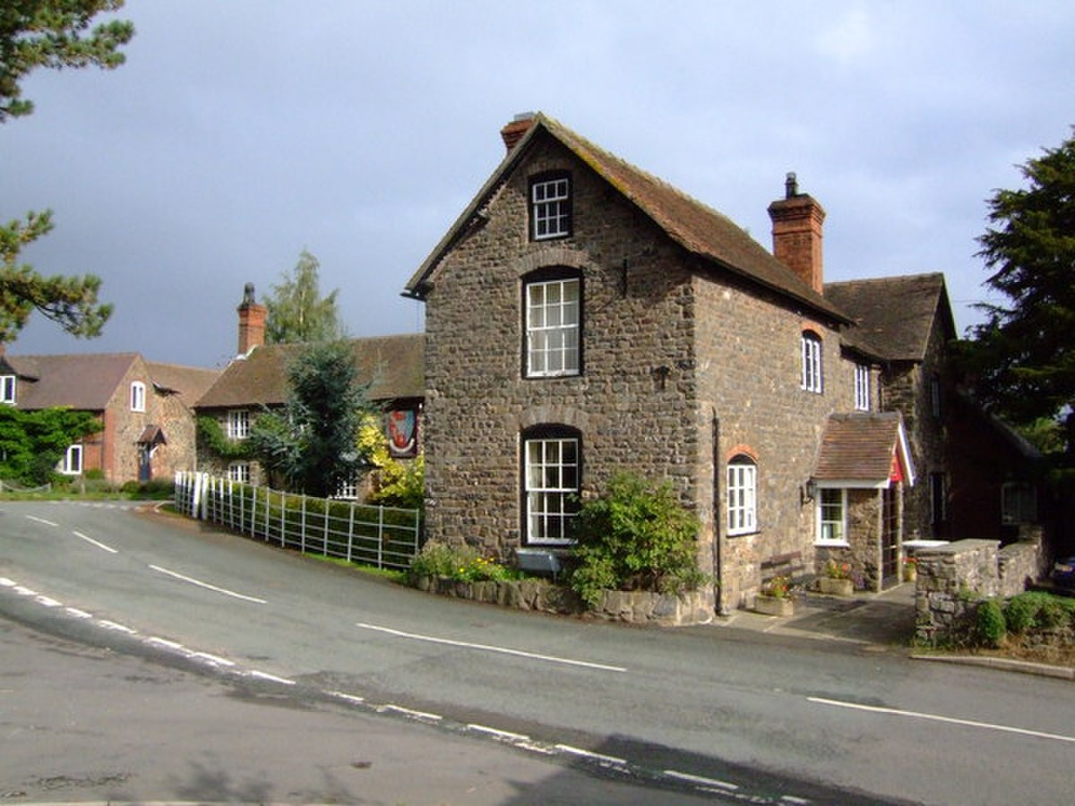 Howard Arms, Ditton Priors - geograph.org.uk - 259365.jpg