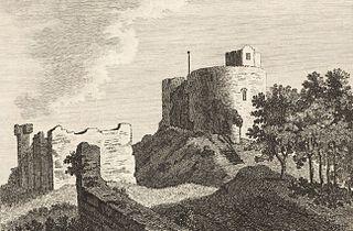 Howerden Castle, Flintshire