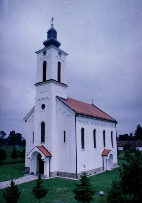 Hram Svetog Nikole Milosevac