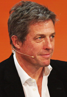 Hugh Grant English actor and film producer