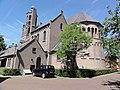 Huissen (Lingewaard) RK kerk exterieur, achterkant.JPG