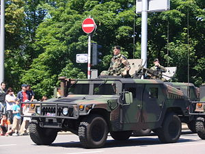 Hummer luxembourgois