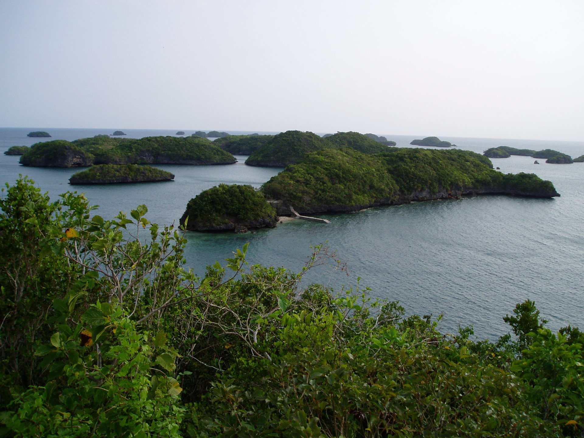 Hundred Islands National Park Tagalog
