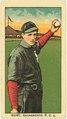 Hunt, Sacramento Team, baseball card portrait LCCN2008677324.tif
