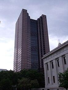 Huntington Center Columbus Ohio