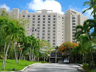 Tumon, Guam - Hyatt Regency