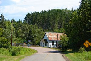 Gillies, Ontario - Hymers