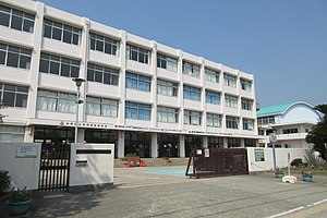 Hyogo Prefectural Itami Nishi High School.jpg