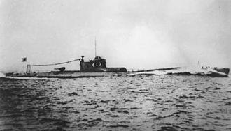 Japanese submarine I-19 - Image: I19