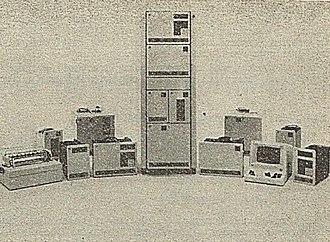 IBM Series/1 - IBM Series/1 (photo 1978)