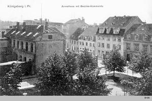Sackheim - Image: ID003763 B195 Arresthaus Bez Kommando