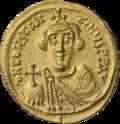 INC-2053-a Солид. Констант II. Ок. 641—646 гг. (аверс).png