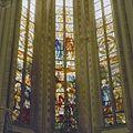 INTERIEUR, MARIAKAPEL, GLAS IN LOODRAAM ( H.KOCKEN ) - Zieuwent - 20287336 - RCE.jpg