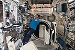 ISS-57 Serena Auñón-Chancellor works in the Kibo lab (1).jpg