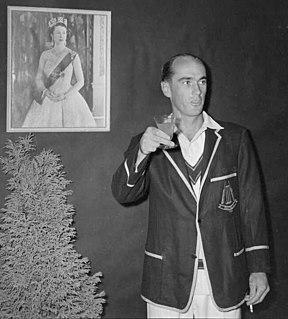 Ian Craig Australian cricketer