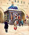 Iberian Chapel by Aleksandr Lozhkin 1908.jpg
