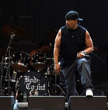 Ice-T with Body Count, Prague, 2006 Icet.jpg