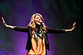 Idol of MyMusic (Grace Helbig) VidCon 2012 on Stage 07.jpg