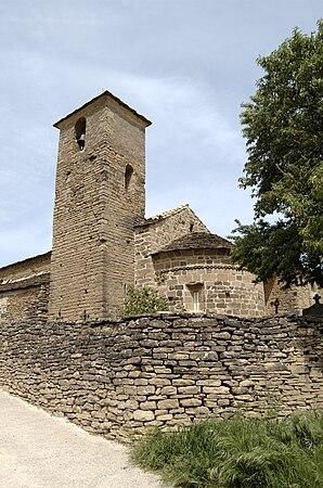 Kirche San Miguel Arcángel in Alastuey