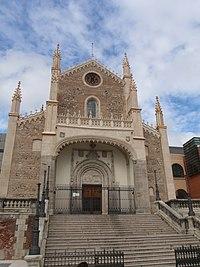 Iglesia de San Jerónimo el Real (Madrid) 04.jpg