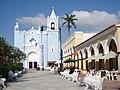 Iglesia de Tlacotalpan, Veracruz- Tlacotalpan Church, Veracruz (23730457341).jpg