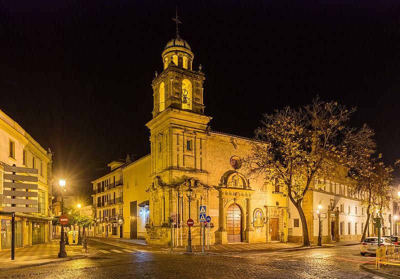 Archivo iglesia de la victoria jerez de la frontera for En jerez de la frontera