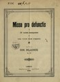 Ignacij Hladnik - Missa pro defunctis III.pdf