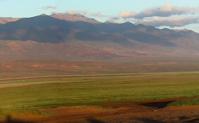 Mongolia Expeditions - Mongolian Geographic: MOUNT KHUITEN ... |Mongolia Highest Point