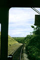 Ilfracombe line - descending from Mortehoe, 1969 - geograph.org.uk - 1615941.jpg
