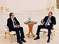 Ilham Aliyev and Sali Berisha, 2012 03.jpg