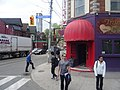 Images taken out a west facing window of TTC bus traveling southbound on Sherbourne, 2015 05 12 (33).JPG - panoramio.jpg
