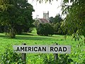Imber - parish church and American Road - geograph.org.uk - 537260.jpg
