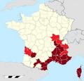 Implantation considérable et activité importante d'Aedes albopictus, en France, 2013.png