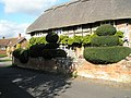 Impressive topiary in Prinsted Lane - geograph.org.uk - 1026378.jpg