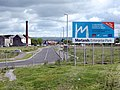 Industrial development site on the old Moorlands factory, Glastonbury - geograph.org.uk - 1322281.jpg