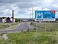Industrial development site on the old Moorlands factory, Glastonbury - geograph.org.uk - 1322281.jpg