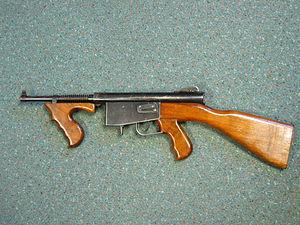 Ingram Model 6 - Ingram Model 6 SMG